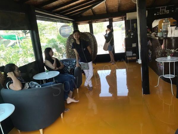SOV & Coffee Chillเปิดให้บริการแล้วในโซนของ ร้านกาแฟ 10