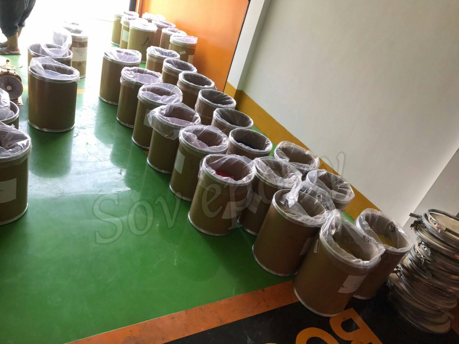 ผลิตภัณฑ์เคมี Acrylic Flake 6