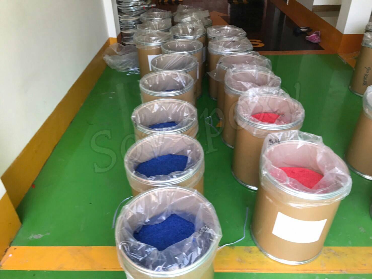 ผลิตภัณฑ์เคมี Acrylic Flake 7