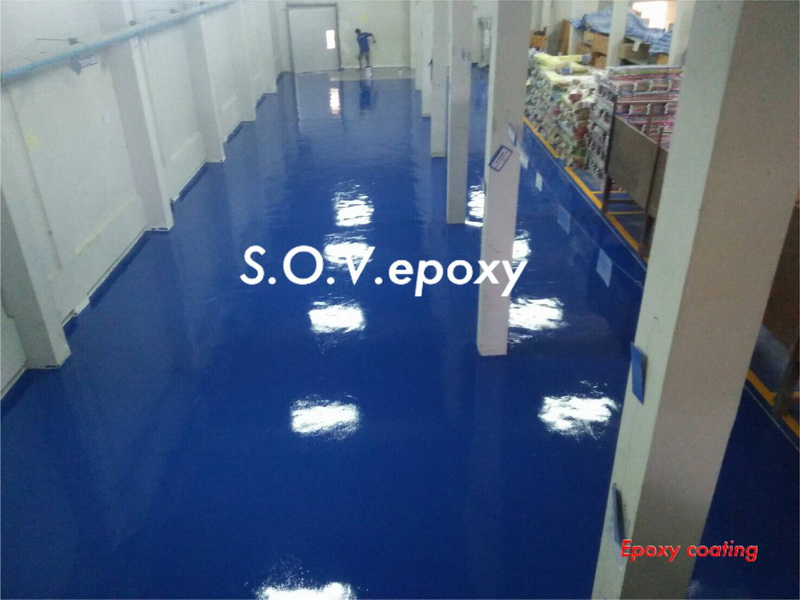Epoxy Coating เอ็น.เค.เฟอร์นิคลาส เฟส 2 1
